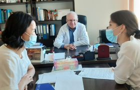 How to become a stem cell donor in Kazakhstan and save a person's life